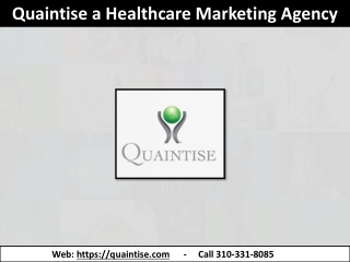 What can a Healthcare Marketing Agency Do for Private Equity?