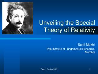 Unveiling the Special Theory of Relativity