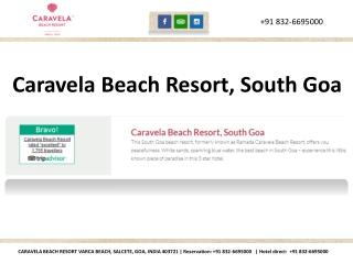 Resorts in Goa Near Beach