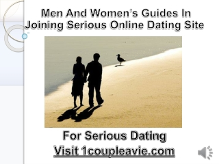 serious dating sites