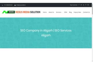 SEO Company in Aligarh