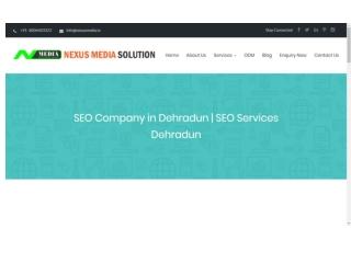 Seo company dehradun