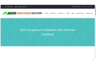 Seo company haridwar