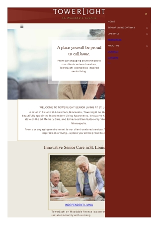 Assisted Living Facility in St. Louis Park