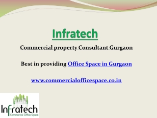 Commercial Office Space Gurgaon