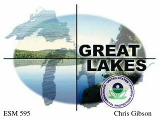 ESM 595 Chris Gibson