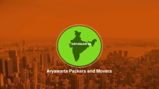 Packers and Movers in Jamshedpur