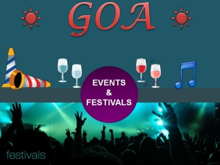 Goa Event & Festival Calling Travelers To Musical Fête