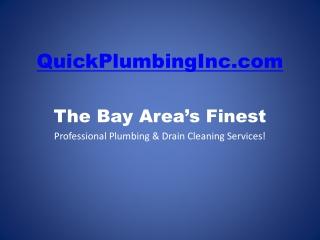 Best Plumber San Jose & San Jose Plumbing