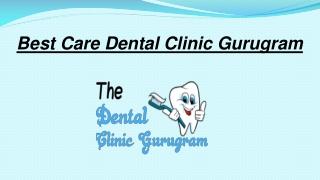 Orthodontic Correction Gurugram