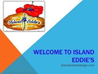 Island Eddie's designer shirts mens