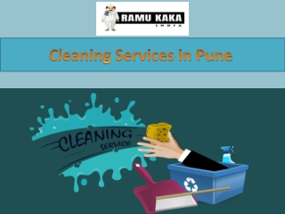 Cleaning Services in Pune