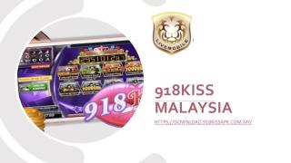 Giant Jackpot 918kiss Malaysia