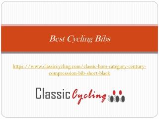 Best Cycling Bibs