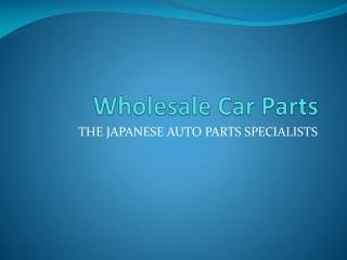 Wholesale Car Parts - mazda engines