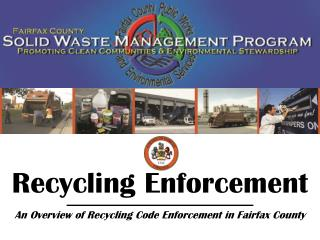 Recycling Enforcement