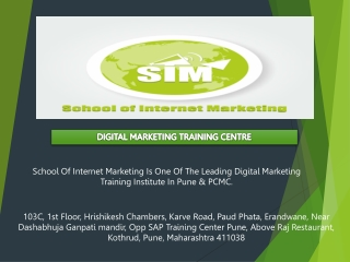 Digital Marketing Courses, Training Institute in Pune| With 100% Placements.