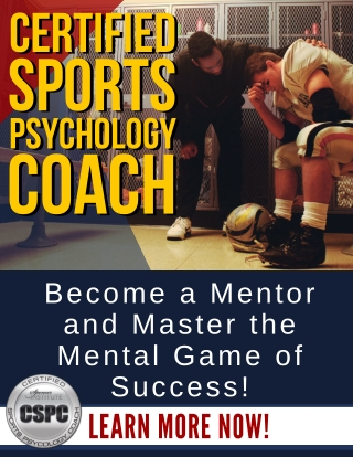 Become a Certified Sports Psychology Coach