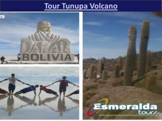 Tour Tunupa Volcano
