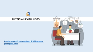 Physicians Email List   Physicians Email Address Database   B2B Physicians List