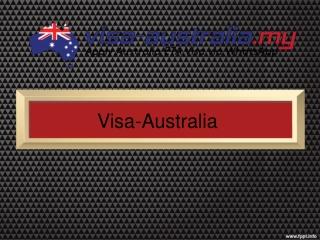 Rack Australian Visa Application