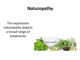 """""""Allo-Naturo: A Medical Bricolage of Allopathy & Naturopathy"""" Online Course at Udemy"""