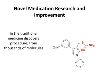 Novel medication research and improvement course | Online course | Udemy