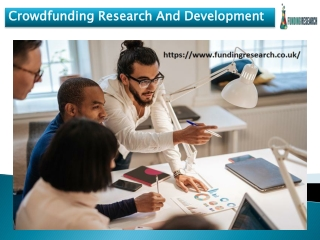Crowdfunding Research And Development