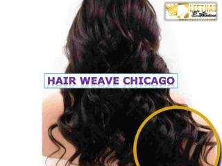Hair weave Chicago