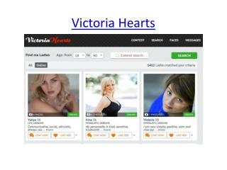 Victoria hearts