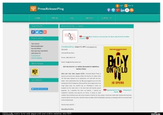 Boy on Hold by J.D. Spero
