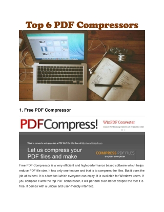 Compress PDF file size online free