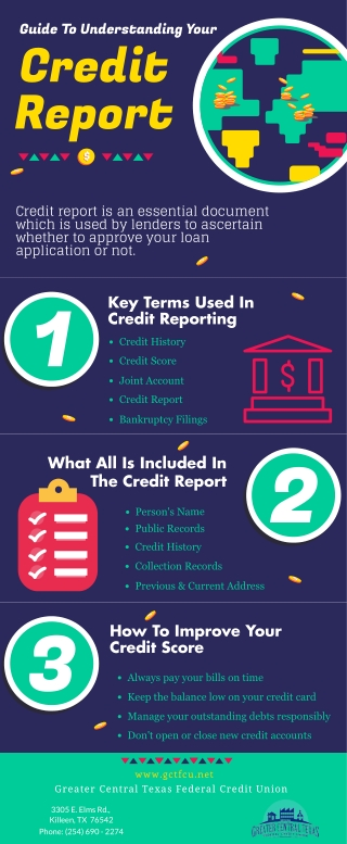 Guide To Understanding Your Credit Report