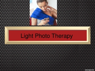 Red Light Therapy for Skin
