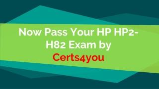 HP2-H82 Exam Dumps
