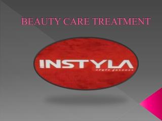 Beauty Care Treatment