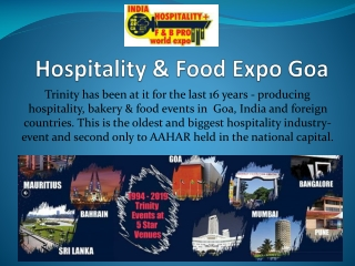 Hospitality & Food Expo Goa