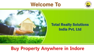 3 BHK Flats in Maple Woods
