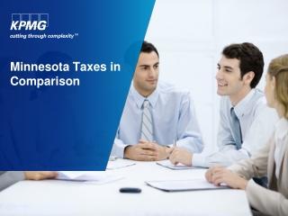 Minnesota Taxes in Comparison