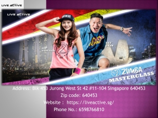 Fitness classes singapore