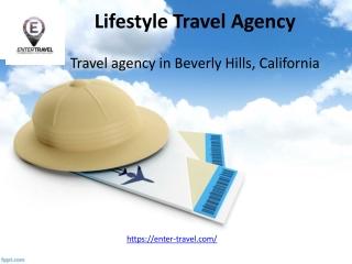 Lifestyle Travel Agency