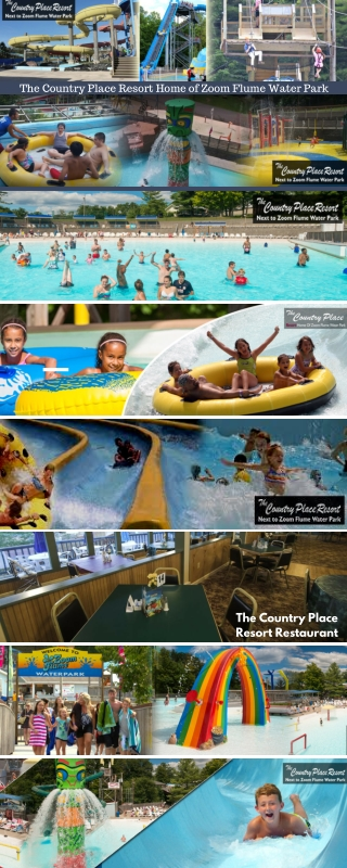 Summer Vacation | The Country Place Resort Welcomes You
