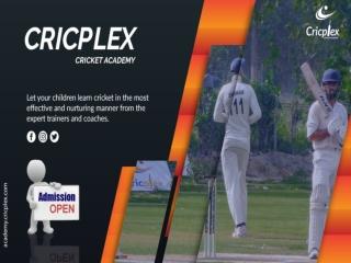 Best Cricket Academy in Noida