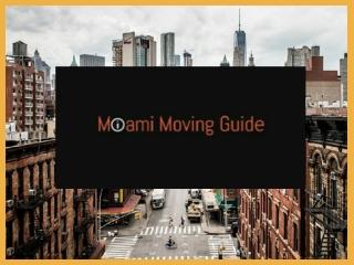Miami Moving Guide