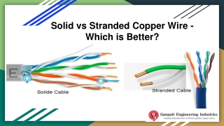 Solid vs Stranded Copper Wire - Which is Better?