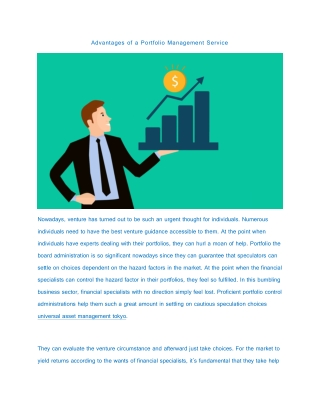 Universal asset management tokyo