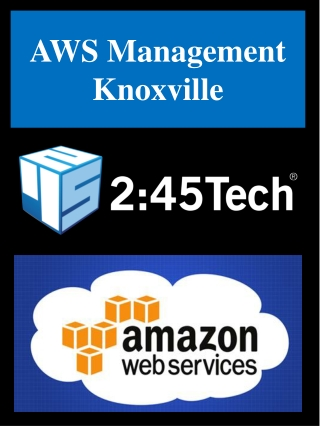 AWS Management Knoxville