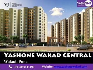 Yashone Wakad Central - 2 BHK Apartment In Pune