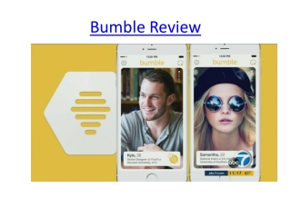 Bumble Review