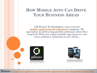 How Mobile Apps Can Drive Your Business Ahead